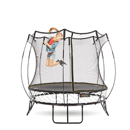 Compact Round Trampoline R54
