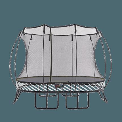 Moyen Ovale Trampoline O77